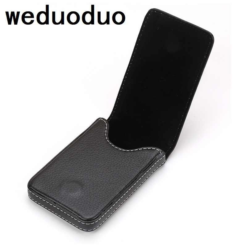 Al por mayor venta al por mayor nuevo Pu tarjetero de cuero de los hombres de negocios titular de la tarjeta de identificación portátil caso de la tarjeta para las mujeres titular de la tarjeta de crédito Metal