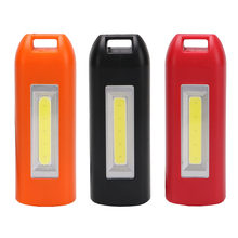 3 Modus Usb Oplaadbare Mini Werk Licht Cob Led Lamp Sleutelhanger Licht Emergency Lamp Voor Reading Camping WWO66(China)