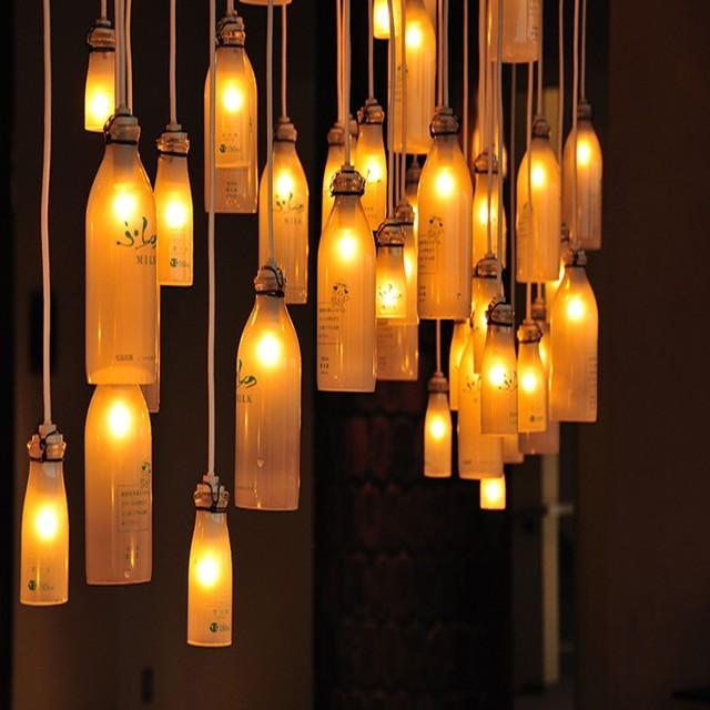Photo Wallpaper 3D Custom Retro Light Bulb Large Mural Living Room Restaurant Hotel Cafe