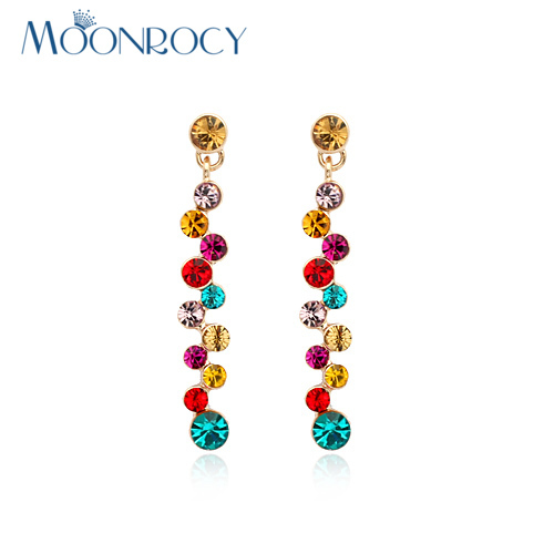 MOONROCY Free Shipping Fashion Jewelry Wholesale Nice Rose Gold