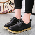 PHYANIC 2017 Spring Women Brogues Creepers Platform Shoes Women Oxfords Patent Leather Women Shoes Oxford Flats Shoes for Women