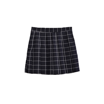 harajuku womens tennis skirts 2017 korean style skirt summer plaid pleated skirt rock kawaii high waist skirt women clothing tights