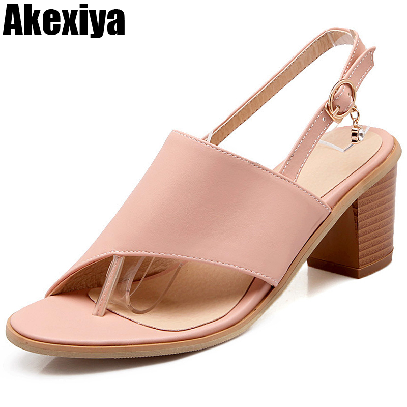 soft leather buckle women shoes sandals fashion elegant 2019 summer shoes  party open-toed buckle 650210ff7b5e