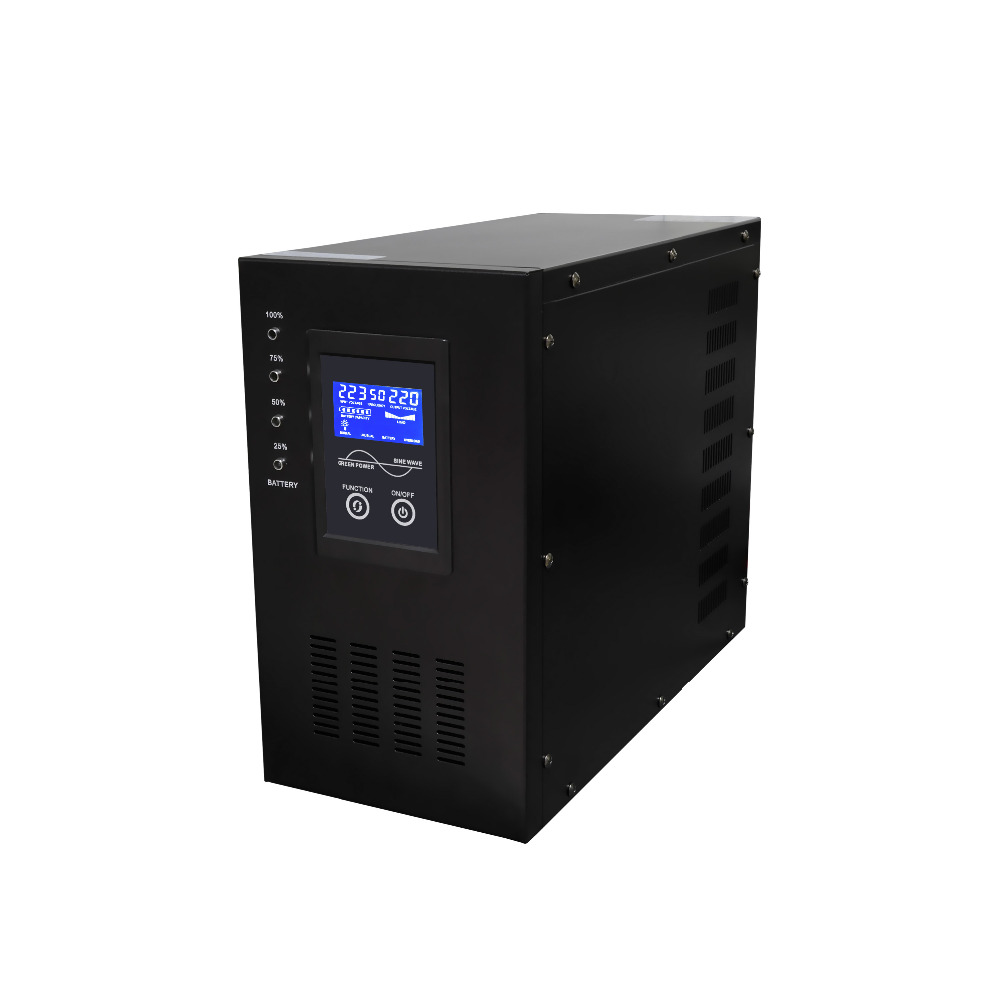 3KVA 3000VA Low Frequency Line Interactive Pure Sine Wave UPS Inverter 2kva pure sine wave line interactive ups 1kva 3kva 5kva 6kva ups power supply 110v 220v 240v