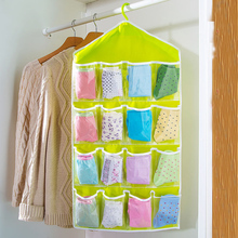 storage bags multi-port pouch baby toy Storage Bag Sundries Storage Hang Bags small items organize admission living products