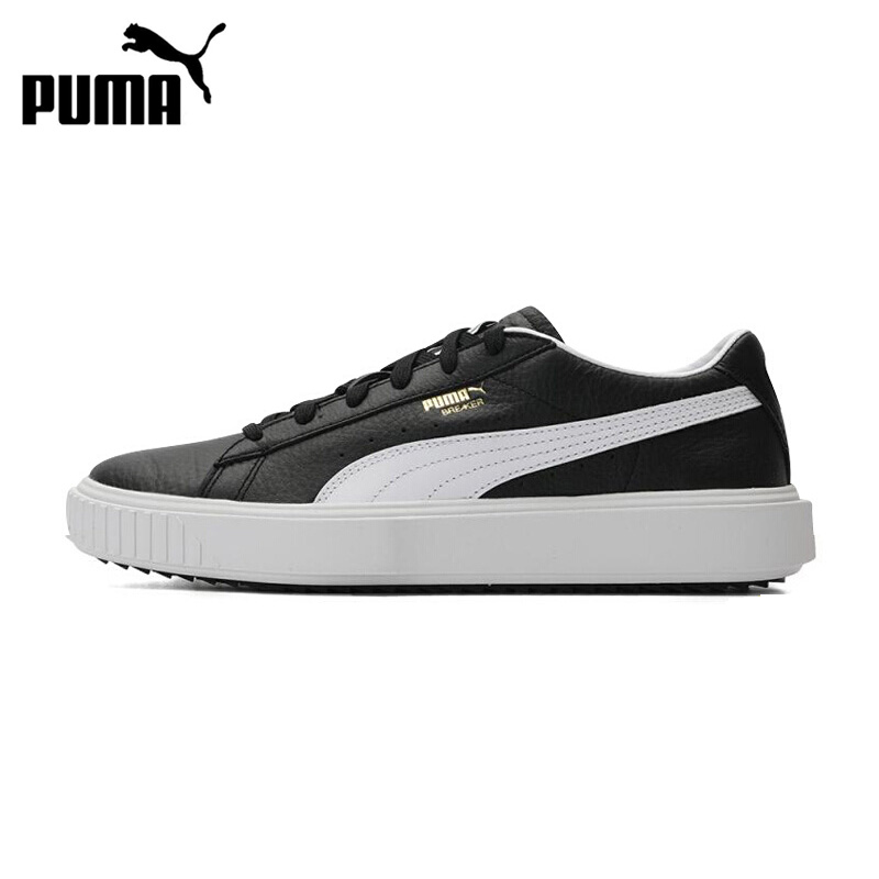 Original New Arrival  PUMA Breaker LTHR Men's Skateboarding Shoes Sneakers