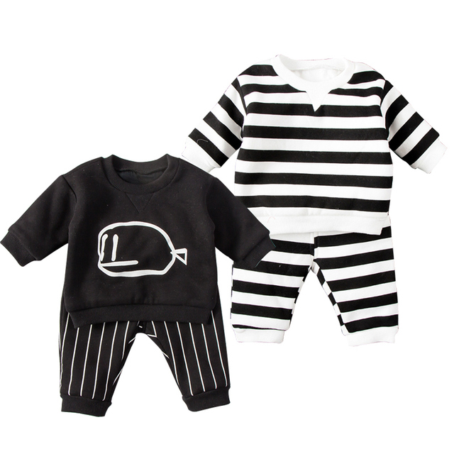 aab5d1f200b4 Child fashion clothes set 0 to 3 month 1 2 years old newborn baby s ...