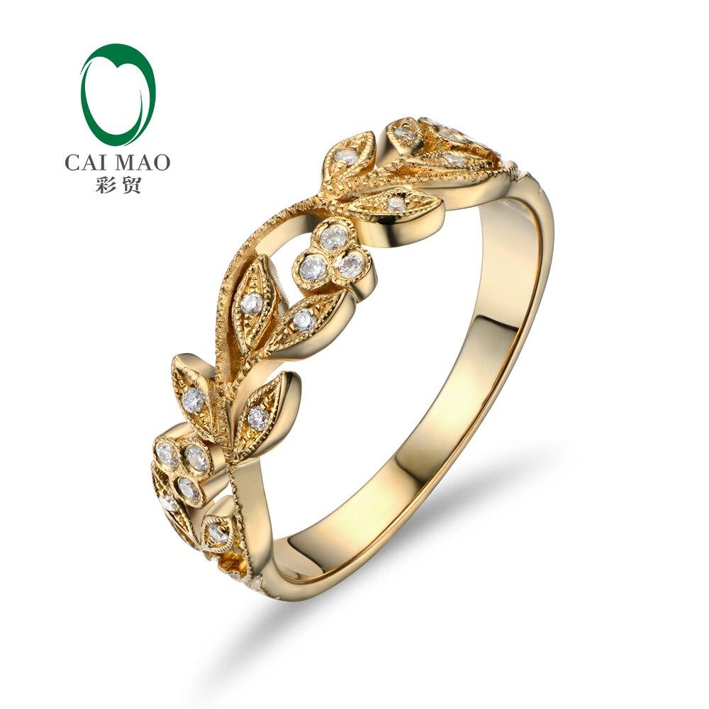 vintage filigree wedding bands Engagement Ring Vintage Petite Hand Engraved Rose Gold Filigree Engagement Ring ES