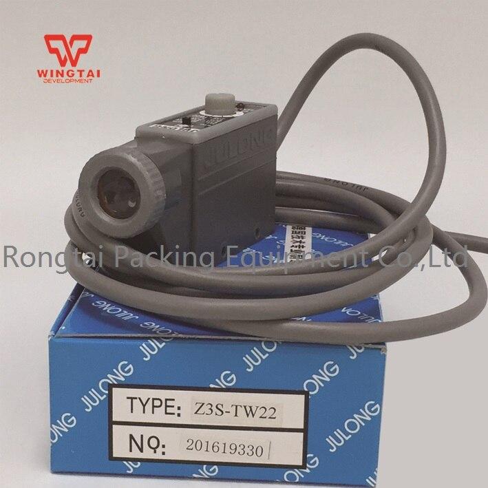 Z3S-TW22/Z3S-TB22 JULONG Color Mark Sensor / Photo-electricity Eye Sesnor high quality z3stw22 electric eye mark sensor print mark sensor
