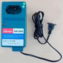 UB10SE электрических Drill Ni-MH/CD Батарея Зарядное устройство для Hitachi UC18YG Makita DC1414 7.2 В 9.6 В 12 В 14.4 В 18 В Батарея Asaki