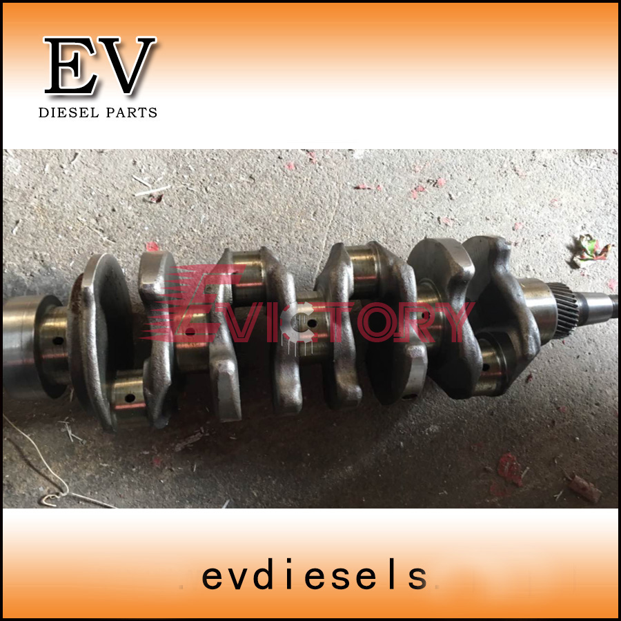 US $918 0 |For SHIBAURA N844 N844LT N844T N844L crankshaft assy forged  steel type +con rod 2pcs-in Pistons, Rings, Rods & Parts from Automobiles &