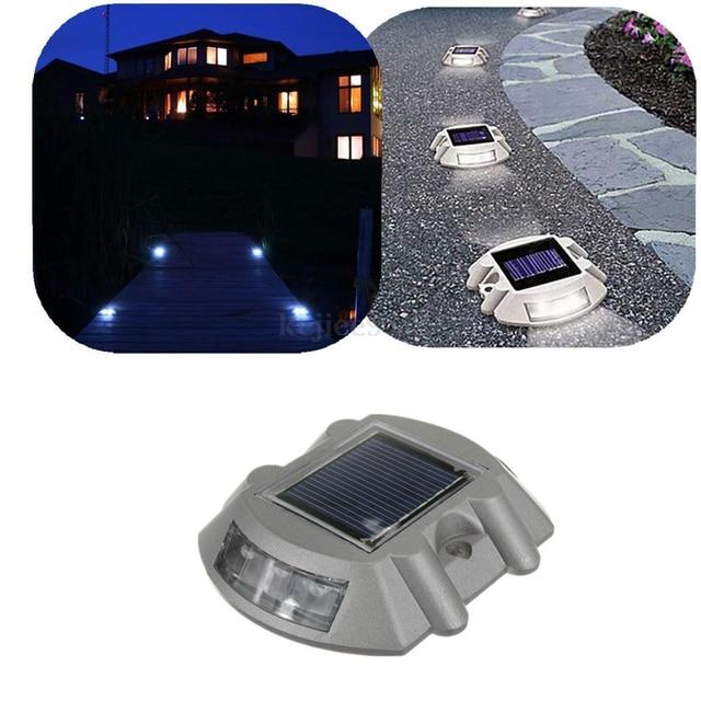 Led Solar Road Marker Solar Pavement Marker Warning Light In Highway