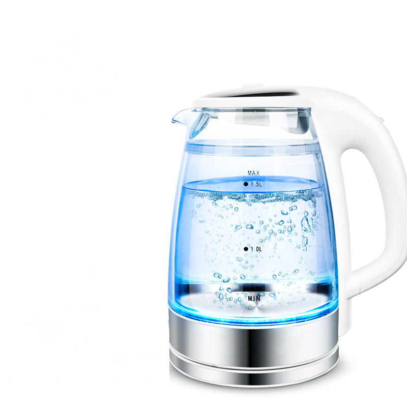 Electric kettle Double-layer hot glass electric for automatic power failure