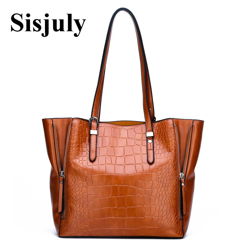 2018 Luxury Handbags Women Bags Designer High Quality Crocodile Leather Women Hand Bag Ladies Tote Crossbody Bag Big Capacity elegant ladies hand bags luxury handbags women bags designer female tote bag good quality leather crossbody bags for women fn291