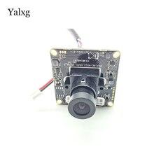 "Yalxg ONVIF H.264 1/3 ""AR0130 960P Full HD IP Network low-illuminance CMOS sensor DIY Kit Mini IP Camera Module With IR-CUT"