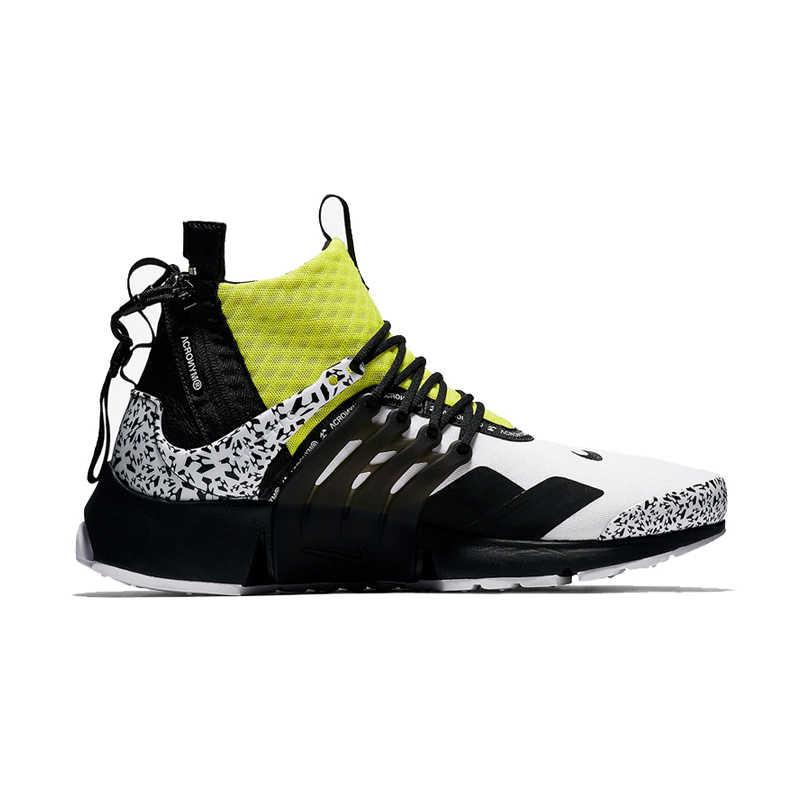ff20efa3f ... ACRONYM X NIKE AIR PRESTO MID Running Shoes Sneakers Sports for men  AH7832-100 40 ...
