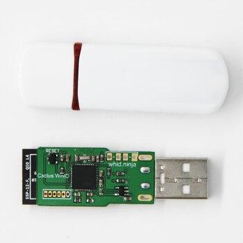 2 個サボテン 55WHID: WiFi HID インジェクター USB Rubberducky -