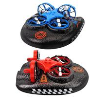 Remote Control Quadcopter Water and Land Hovercraft 3 in 1 M
