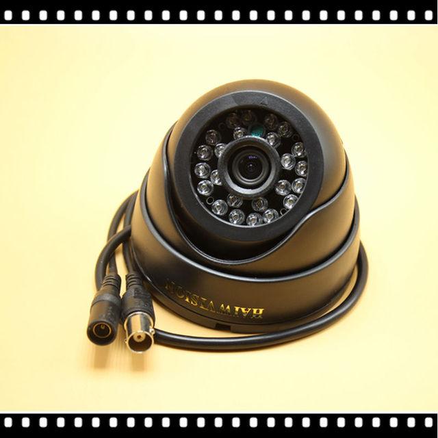 HD 1080 P AHD Cámara Día de Visión Nocturna de Interior de la Bóveda de Seguridad de Vigilancia CCTV 2MP 3.6 MM