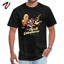 цена на Prevalent The caballeros real amigos Programmer Top T-shirts Undertale Fabric Young Tops Shirts Tee Shirts Summer/Fall