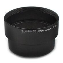 Pixco 52mm Lens Adapter Tube werk Voor Panasonic LUMIX DMC LX3 32222089783