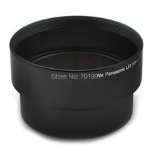 Pixco tubo adaptador de lente de 52mm, compatible con Panasonic LUMIX DMC LX3 32222089783