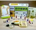 12 pcs fukang massagem Vacuum cupping set mais grosso magnético aspiração latas cupping massagem acupuntura ventosa