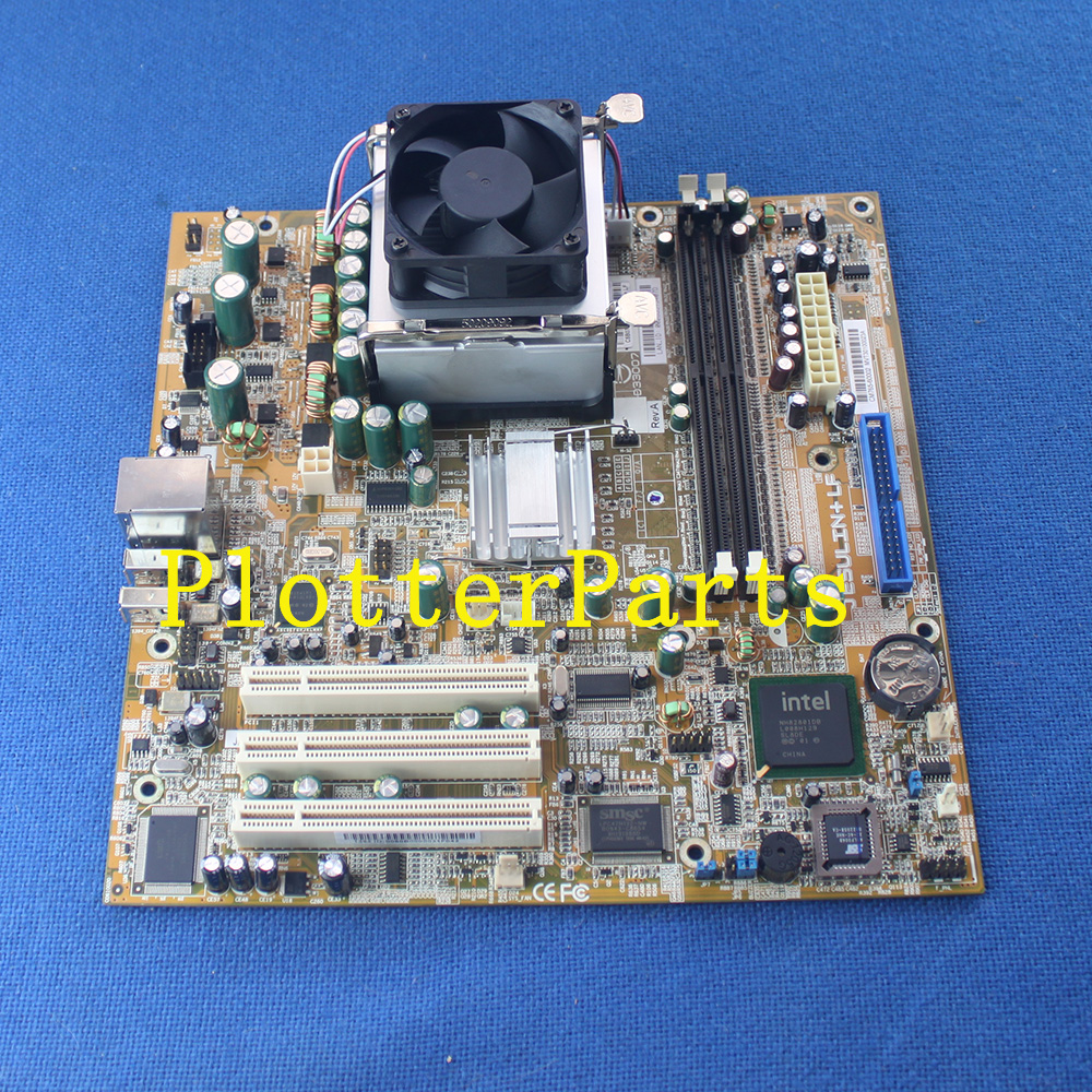 Main logic PC board  for HP DesignJet  4020 4520 CM765-60004  new original all in one printer parts network board for hp m4345mfp fax board q3701 60004 remove from new machine new version