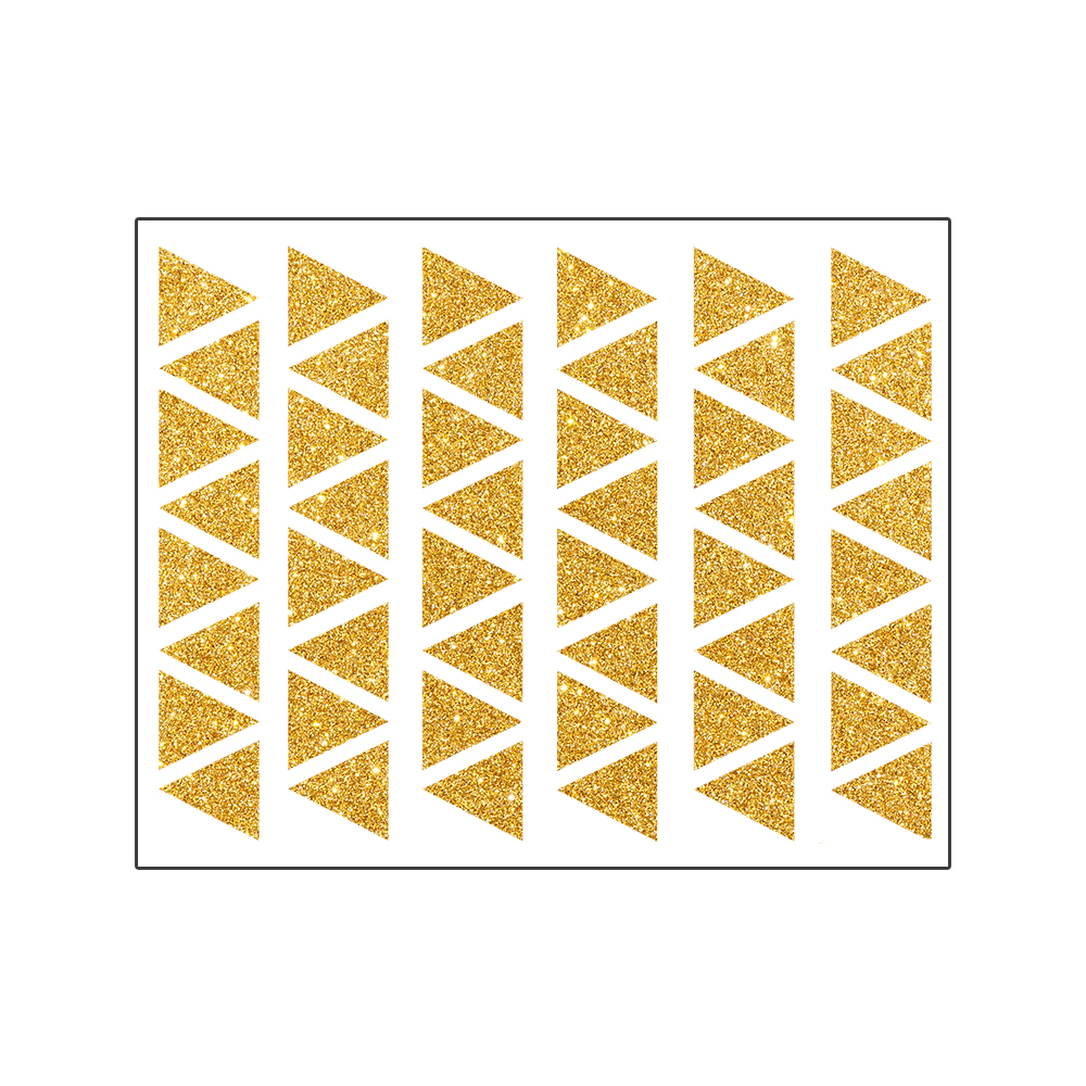 Fantastic How To Decorate A Triangle Shaped Wall Model - Wall Art ...