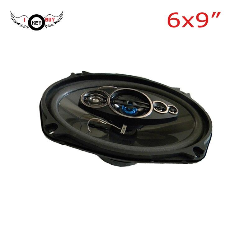 1200Watts Coaxial Car speaker 6x9 inch , Powerful Car Audio louder Speakers, Hifi end KTV stage speaker