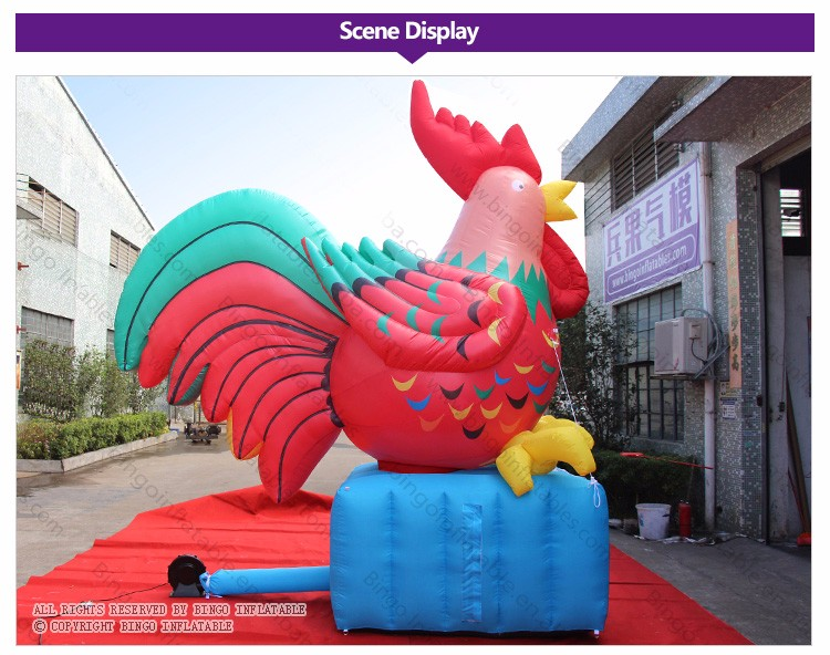 BG-A1270-3-red-rooster-cartoon-inflatables-bingoinflatables_02