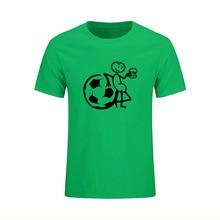 BEER & SOCCER men's t-shirt
