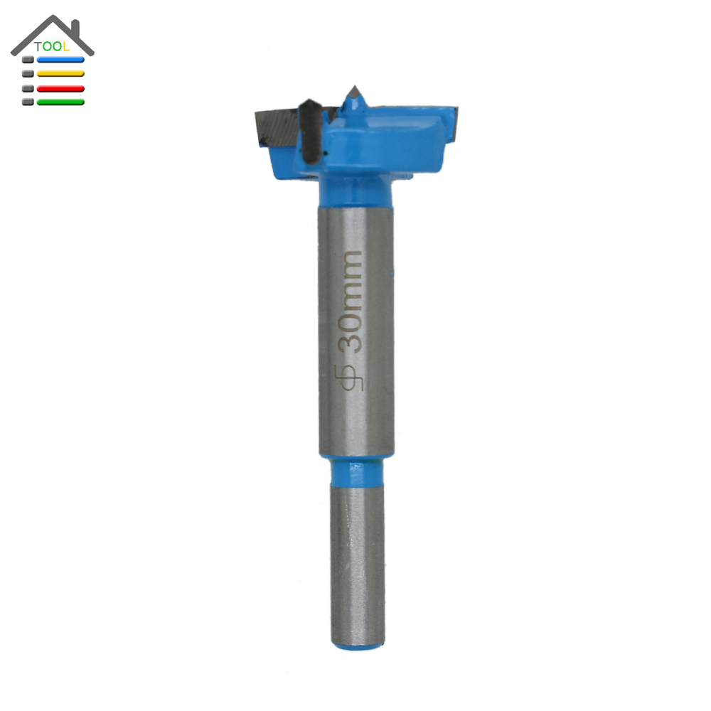 High Quality 30mm Forstner Auger Core Drill Bit Woodworking Hole Saw Wooden Wood Cutter Tungsten Carbide Drilling