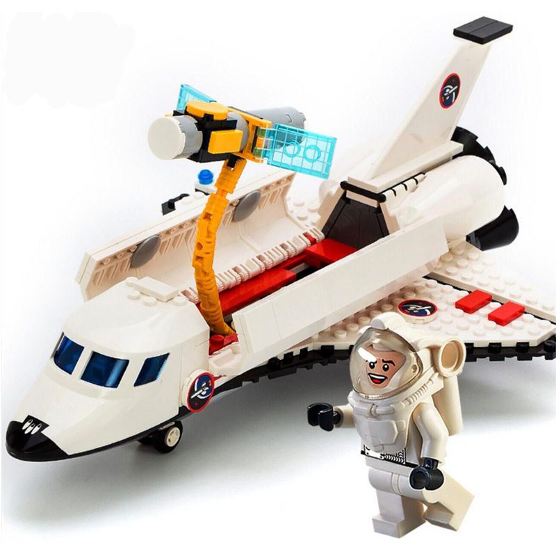 Best Spaceship Rockets Toys For Kids : Pcs space shuttle rocket astronaut model figures