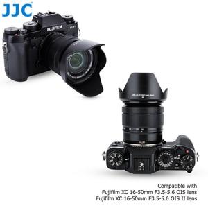 Image 5 - JJC Bayonet Lens Hood Shade for Fujinon XC 16 50mm F3.5 5.6 OIS II Lens on Fujifilm X T200 X T100 X A7 X T30 X T20 X T10 Camera