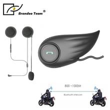Bluetooth Helmet Intercom Headset