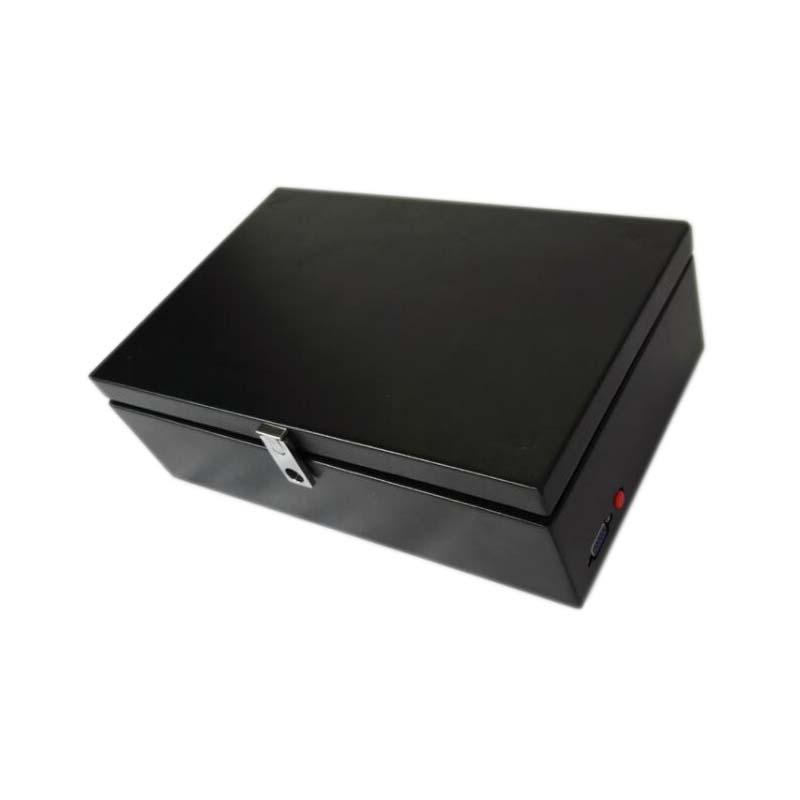 Box 9 mini machine de jeu d'arcade avec 10 pouces LCD et construit en 1500 jeu en 1 carte mère joystick bouton sortie HDMI VGA