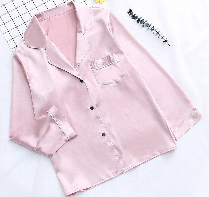 Queenral Women Silk Pajamas 7pcs Sets Pyjamas Set Women Underwear Home Clothes Sexy Pajamas For Women Night Suit Sleepwear  14