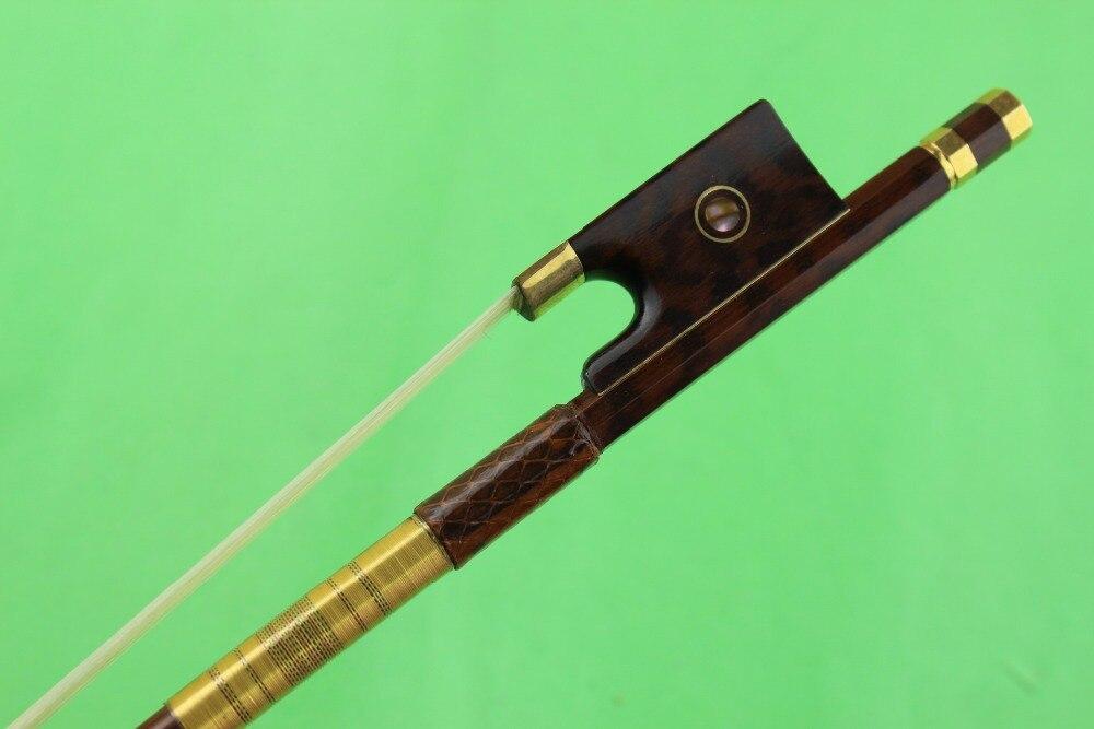 1 Pz New Top Snakewood Violin Bow 4/4 Arco Professionale Molto Bello Moda Attraente