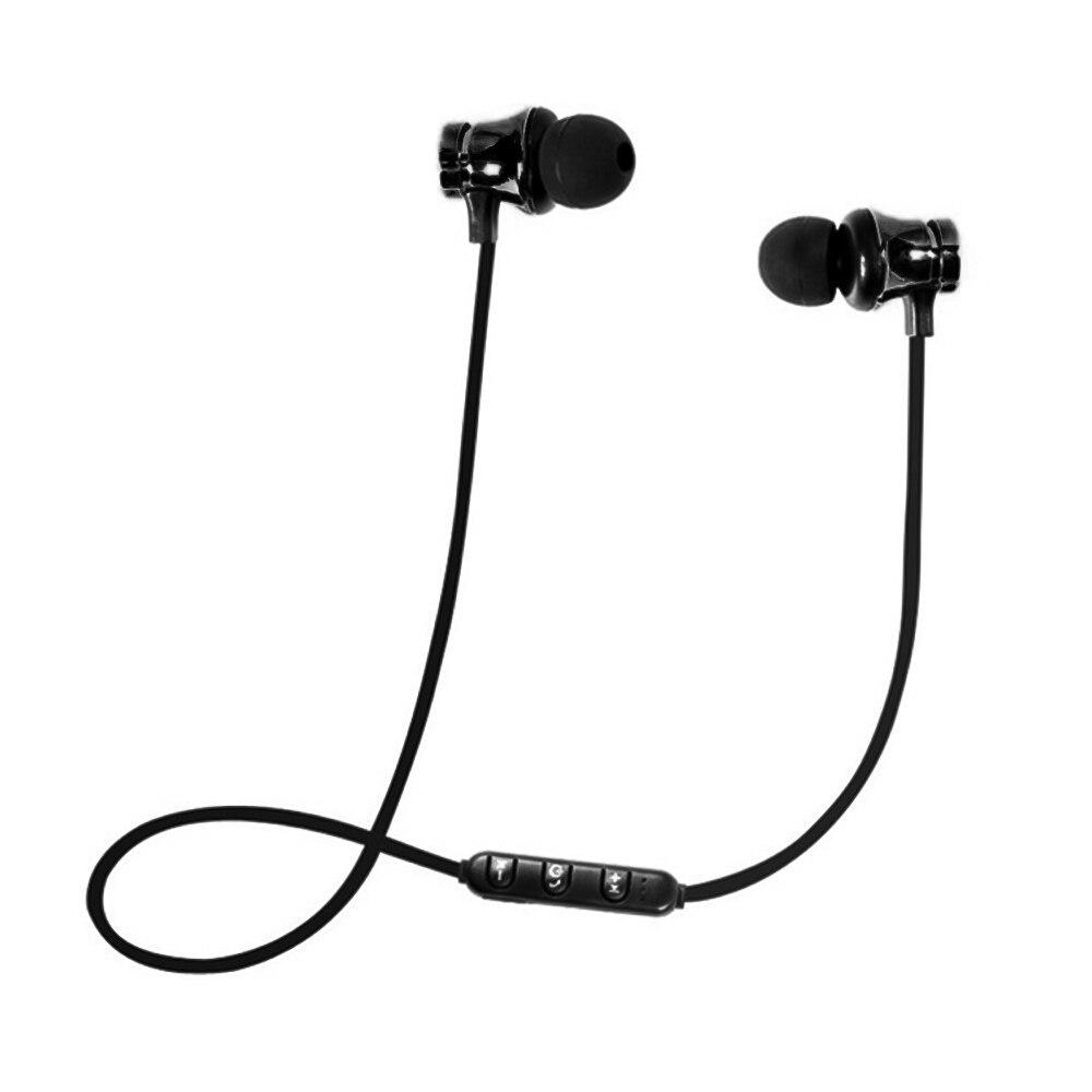 Беспроводная гарнитура, наушники Bluetooth 4,2, наушники с зарядным устройством, спортивные, прочные, Hi-Fi, водонепроницаемые для iPhone