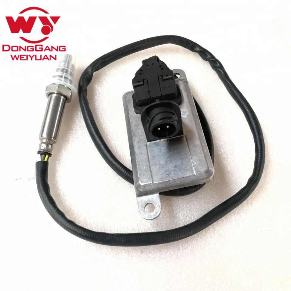 Capteur de NOx de camion 5WK9 6612F 2296799/1872080/2247379 capteur d'oxyde d'azote capteur de camion