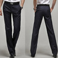2017 Spring / Autumn Formal  Men's  Clothing Western-Style  Slim  Straight  Business   Casual  Work   Pants