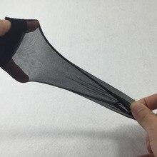 Мужская мастурбация сексуальные чулки кружевные чулки, JJ наборы носков мужские черные цвета