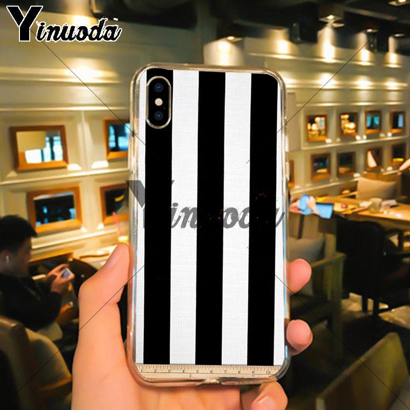 Black White Stripes Gold Love (4)