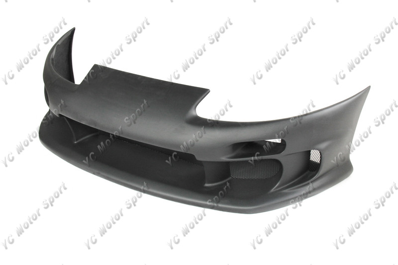 1993-1998 Toyota Supra MK4 D Sport Style Front Bumper FRP (14)