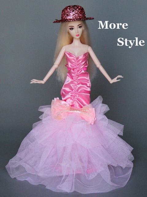 57 Contoh Baju Cantik Barbie Terlihat Keren