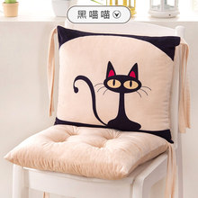 купить Cartoon Conjoined Chair Cushions For Kitchen Seat Cushion For Office Chair Colorful Sofa Pad Multicolor Back & Seat Pillow Mat по цене 1257.26 рублей