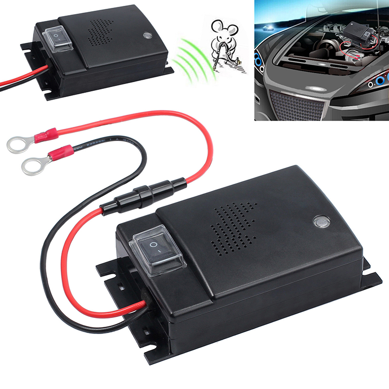 Motor Frequenz Umwandlung Nagetier Tier Auto Abweisend Fahrzeug Ultraschall Störungen Maus