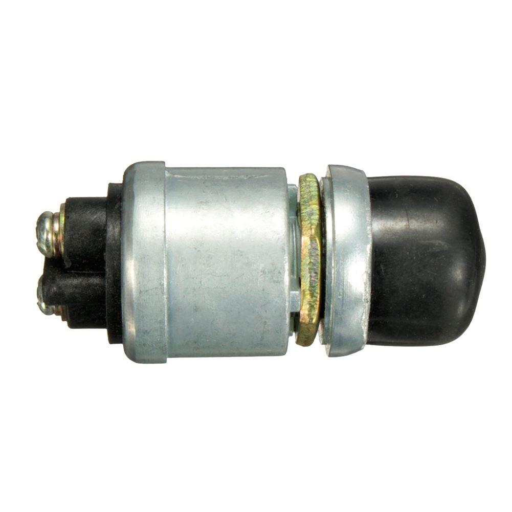 EDFY-Heavy Duty Waterproof Car Boat Horn Engine Start Momentary Switch Push Button