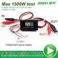 100 V 15A DC Voltímetro Digital de Tensão Atual Metros LCD Carregador de Energia tester amperímetro fonte de alimentação da bateria de detecção de capacidade